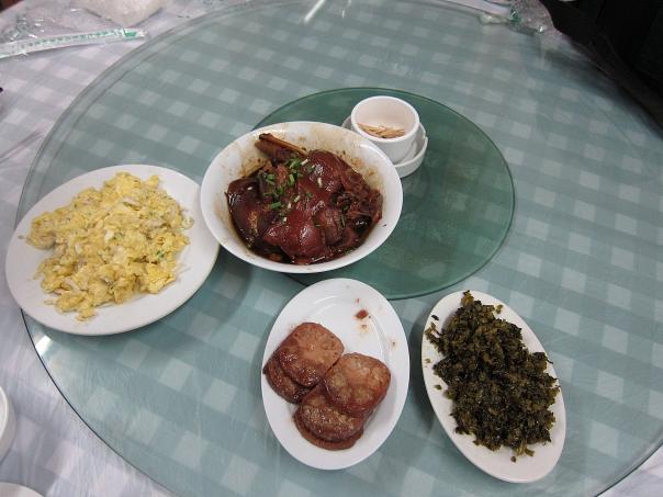 Zhouzhuang at Night Food