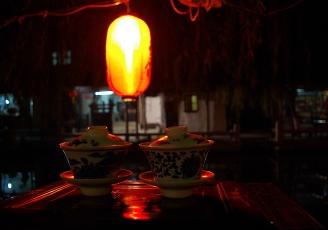 Zhouzhuang at Night