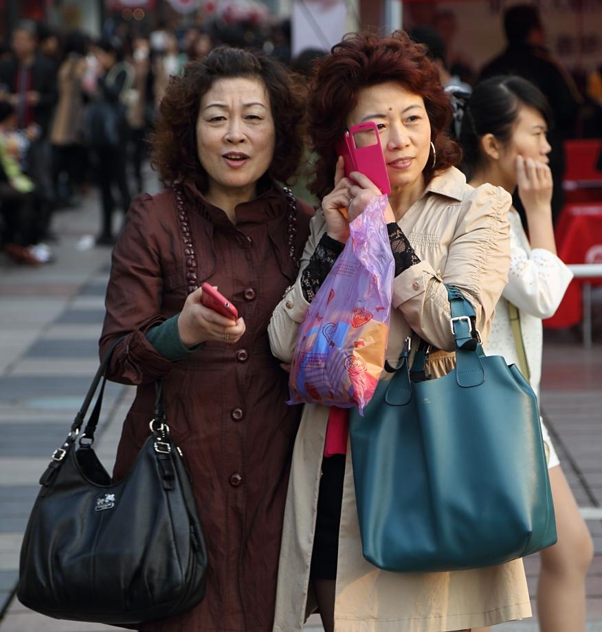 Hunan Street Women